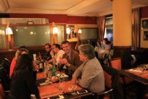 A l'occasion du colloque de 2016, la direction de l'IUT du Havre a convié les participants à un dîner de Gala dans un endroit d'exception.  Ce dîner a eu lieu au restaurant du Casino de Deauville et était l'occasion pour les chercheurs d'échanger dans un cadre idyllique...